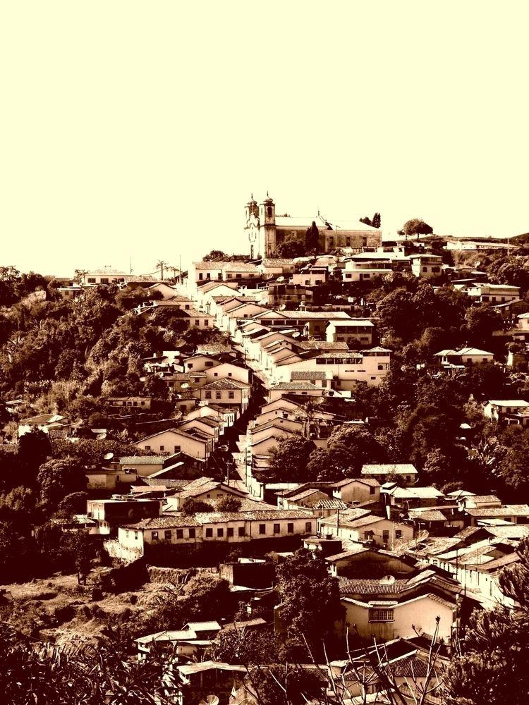 Ouro Preto / Brasil - marcosluafreitas | ello