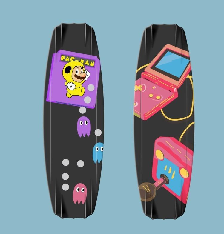 Humanoid Wakeboards Submission: