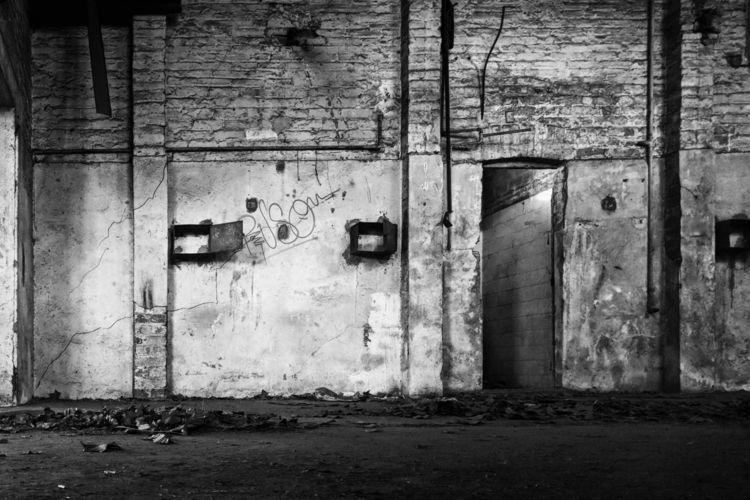 Abandoned - abandoned, photo, photography - fedodes | ello