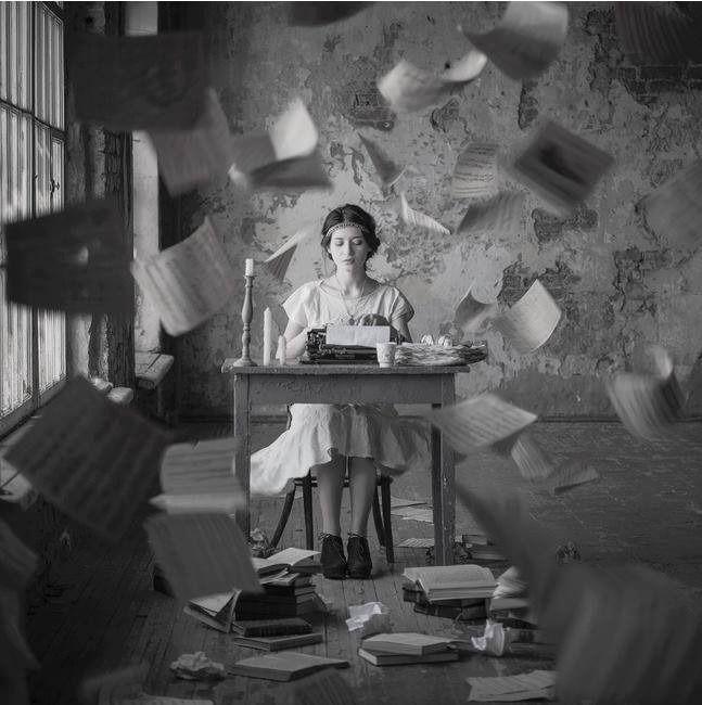 blame writer characters ― Truma - lolosbri | ello