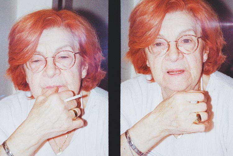 Aunt Silva//2018 - photography, portrait - matildes | ello