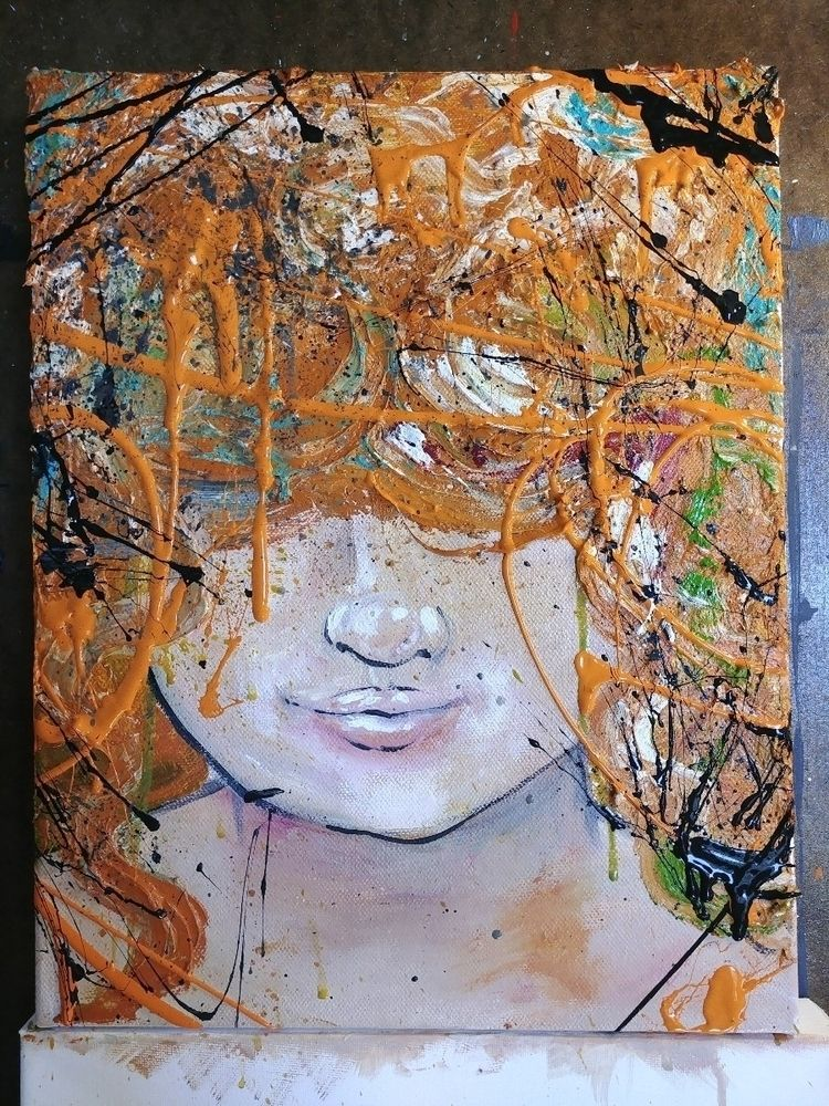 Painting relaxing afternoon ful - elisaroy | ello