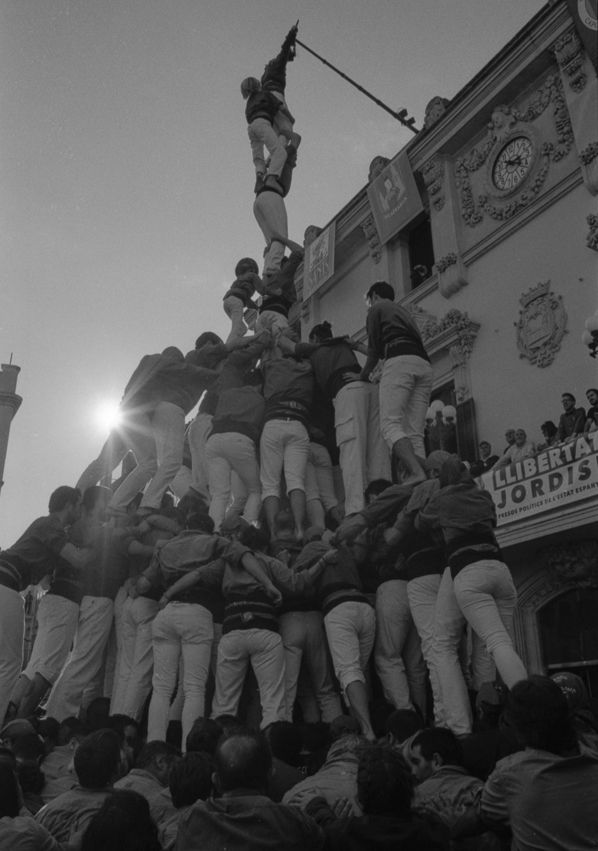 Castellers Villafranca del Pene - peterhphotography | ello