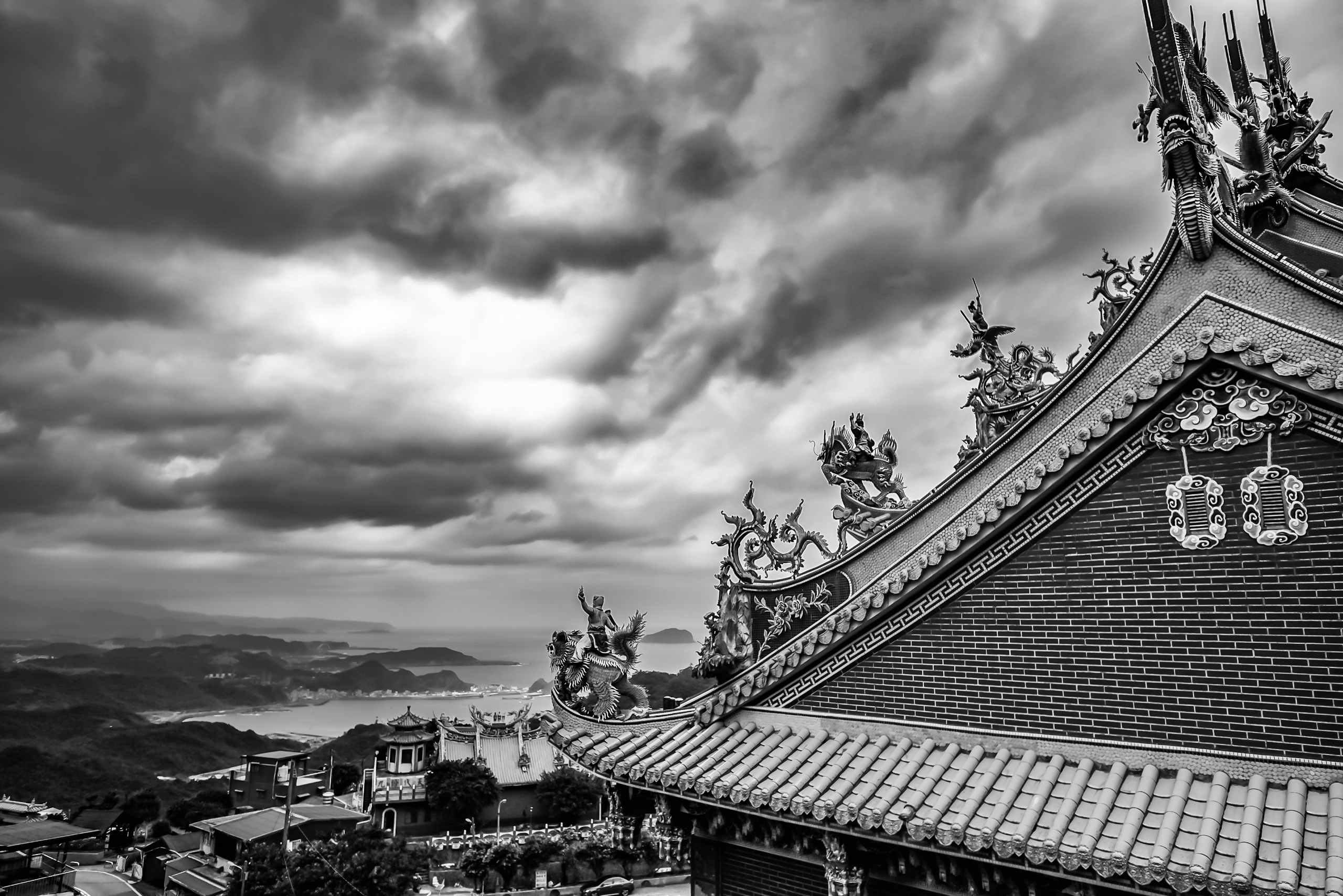 Clouds Jiufen Village, Taiwan - photography - johnnyg_photography | ello