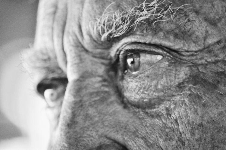 Grandpa (2016 - portraits, blackandwhite - montcarver   ello
