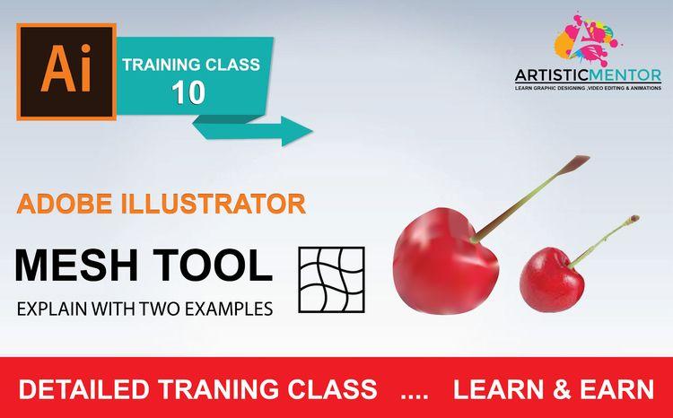 Adobe Illustrator Training Clas - artisticmentor | ello