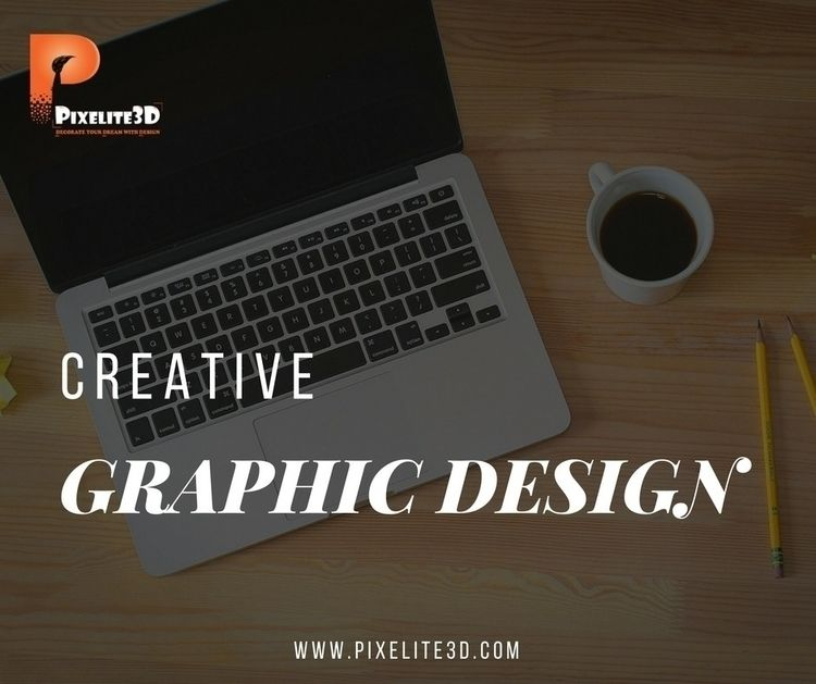 Creative, Branding,, Graphic - pixelite3d | ello
