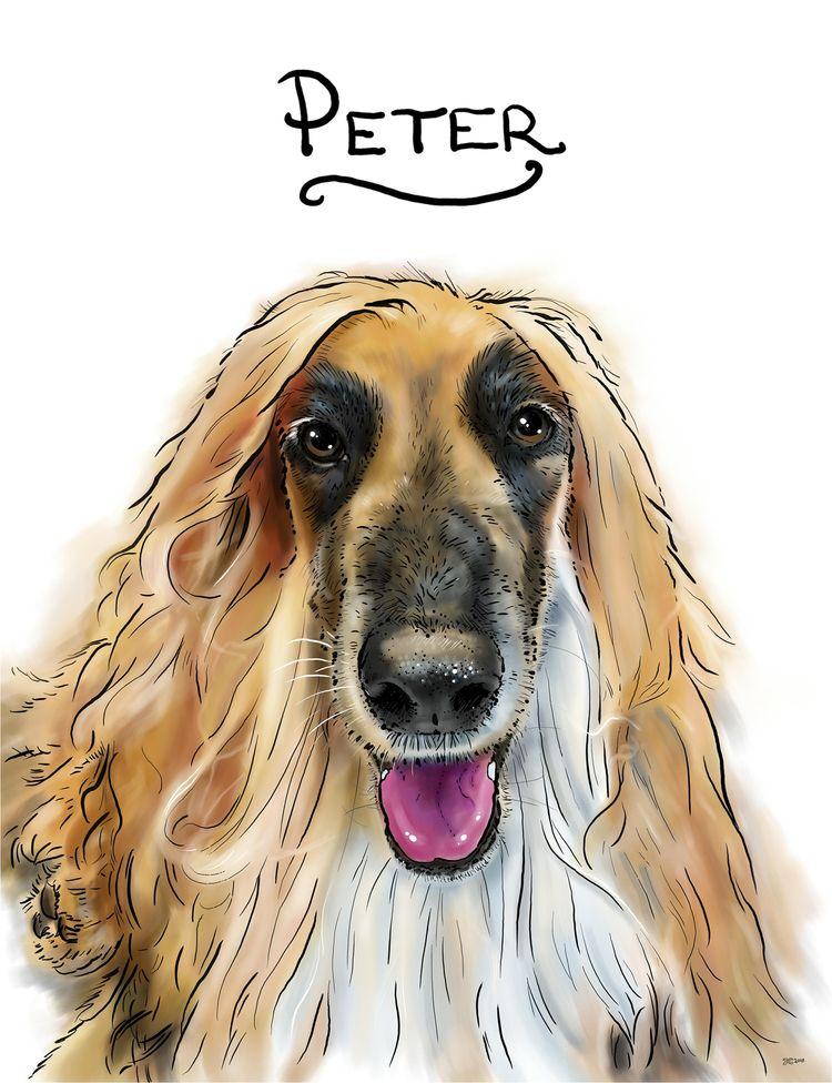 Peter, mischievous. Commissione - theanimatedwoman | ello