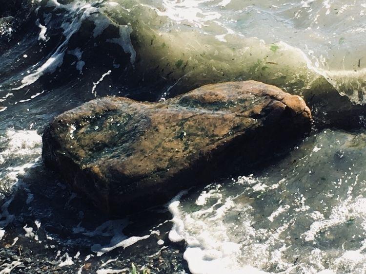 Sandstone tide - heart - katemoriarty | ello