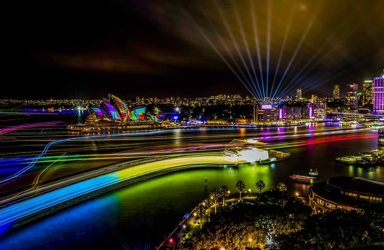 VIVID Festival Sydney 2018 - keithmcinnes | ello