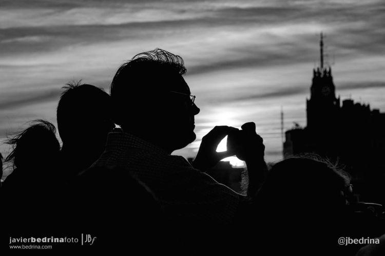 Photographing Sunset . Azotea d - jbedrina | ello
