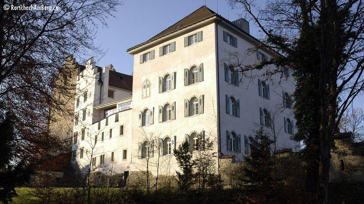 Castel Wartensee, 9404 Rorschac - pixelvision | ello
