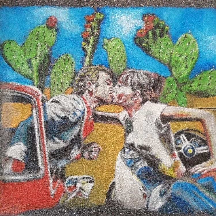 ~Cactaceae~ - artwork, skateboarding - legab | ello