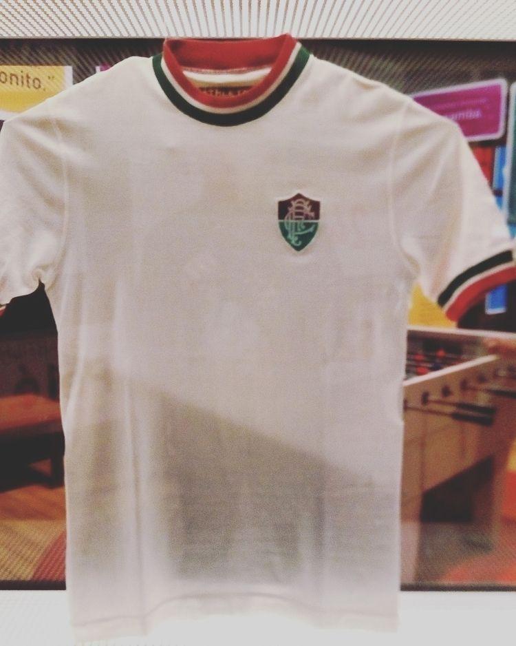 Fluminense white uniform 1970s - edsonlac58 | ello