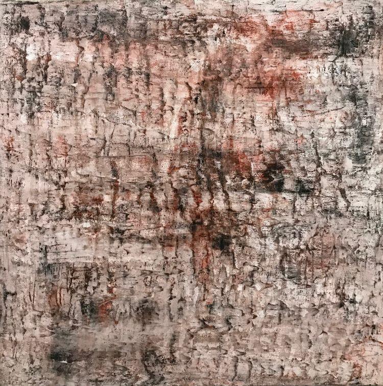 Wyrd, 36x36x2.5 inches, fresco  - quindelamer | ello