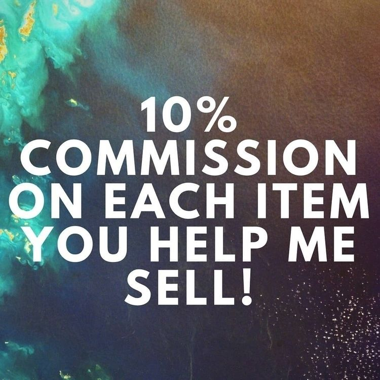offering 10% commission item se - skyecreativeart | ello