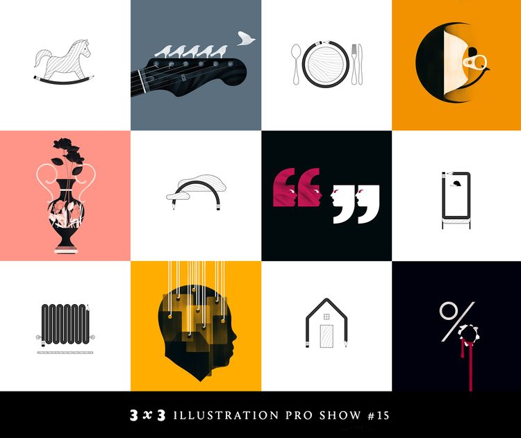 3x3 Magazine Pro Show 15 glad a - giuliobonasera | ello