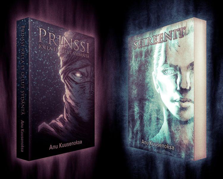 Covers Anu series - teoft | ello