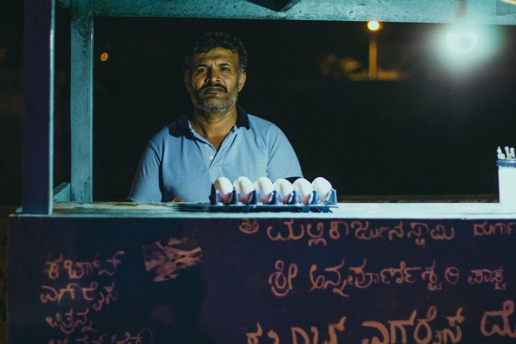 Street Meat - street, india, streetphotography - sanatnarayan | ello