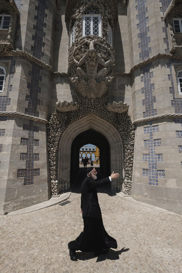Pena Palace Sintra, Portugal - History - benroffelsen | ello