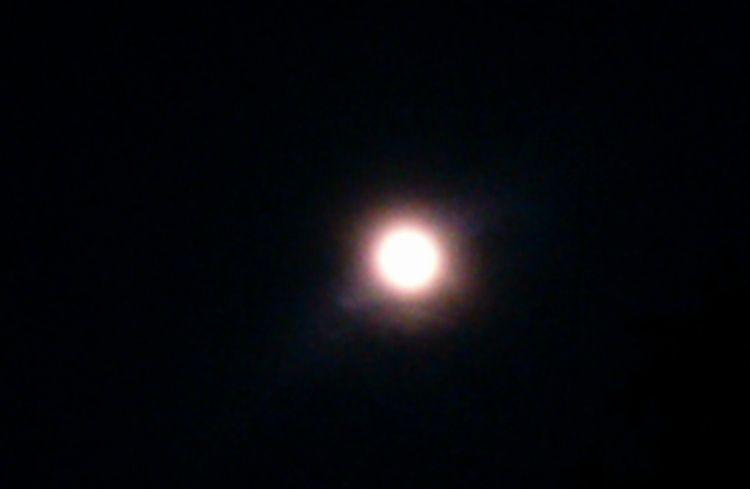 Monday 9;40 pm moon June 25th,  - awesomesubt | ello