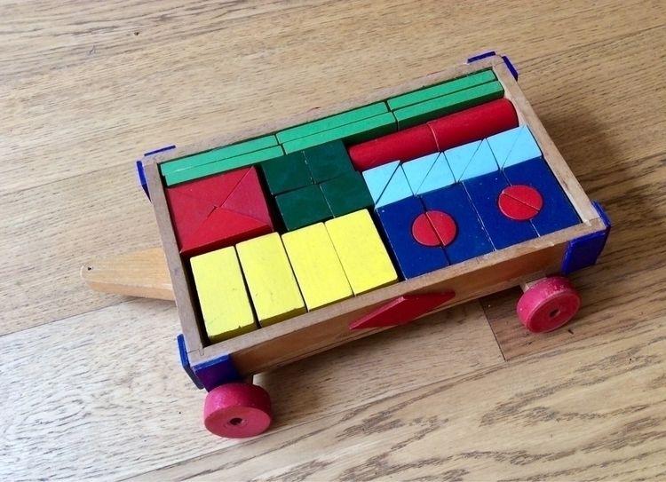 Kids toys Vilmos Huszar Stijl.  - maxdohle | ello