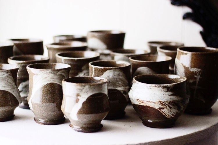 "proud lot. Japanese call ""Yunom - chrisswazie-ceramics | ello"