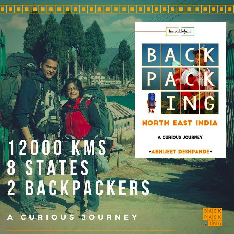 ✓ Follow footsteps backpackers - backpackingseries | ello