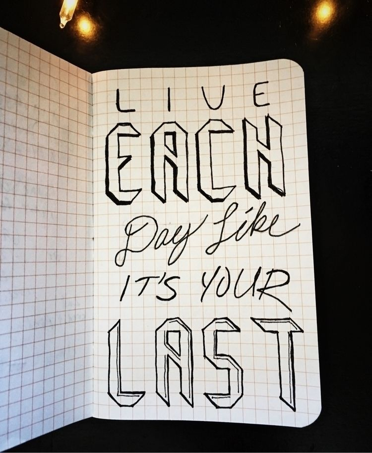 Live day Notebook: Field Notes  - lupdre | ello