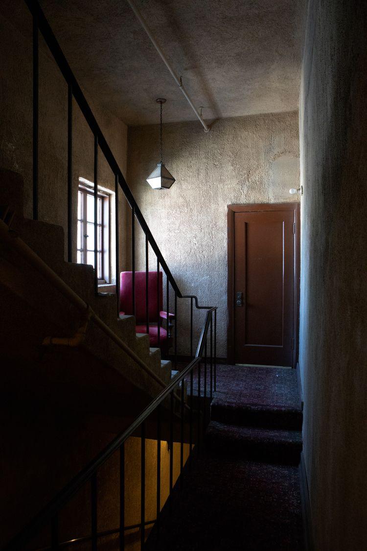 Staircase, San Gabriel Mission  - odouglas | ello