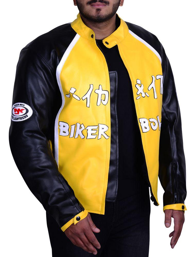 Buy Men Biker Boyz Yellow Motor - johnsmith121617 | ello