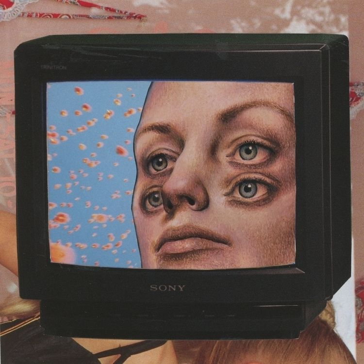 Trinitron / Join Collage Art Di - alaskapalms | ello
