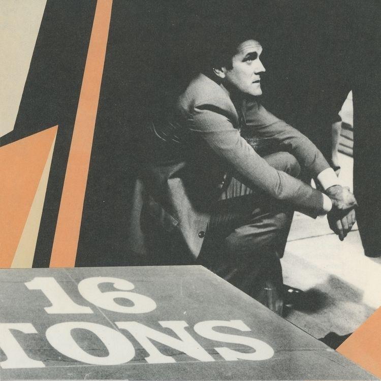 16 Tons / Join Collage Art Disc - alaskapalms | ello