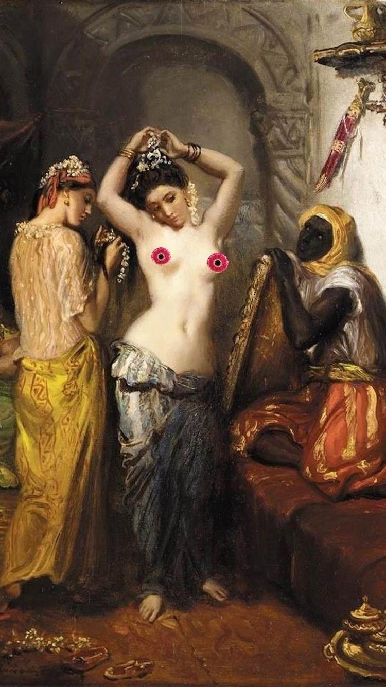 Original Image: Orientalist Int - ccruzme | ello