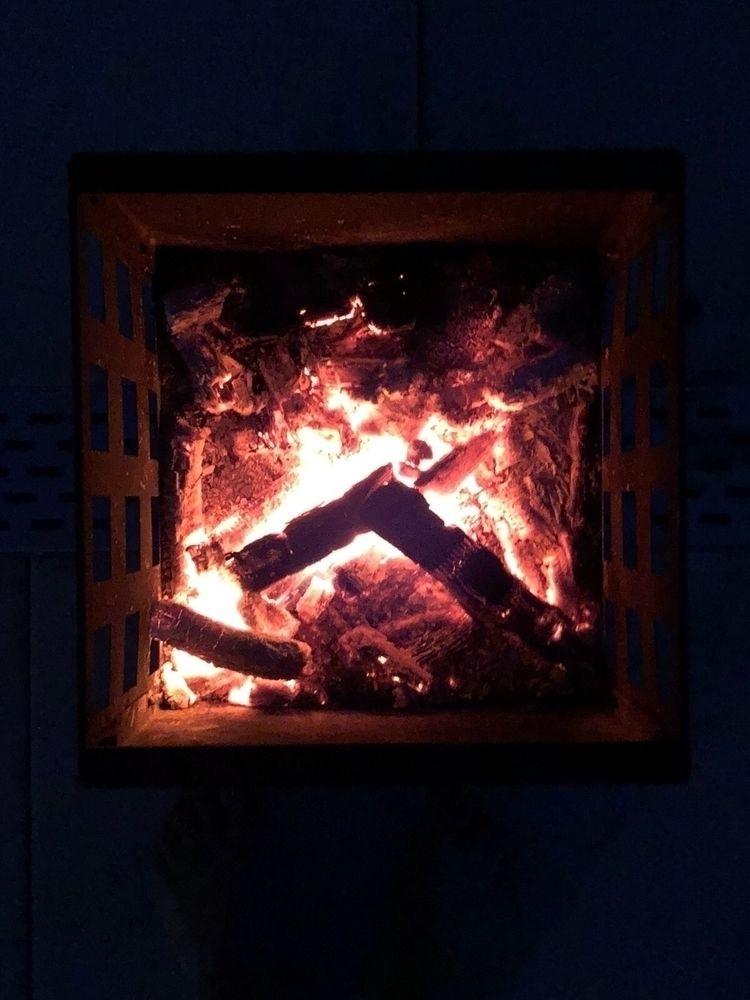 fire - noediting, nocrop, glow, burn - elizabethoppermann | ello