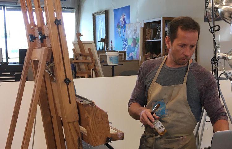 Studio visit Steven Morrell gro - madelife | ello