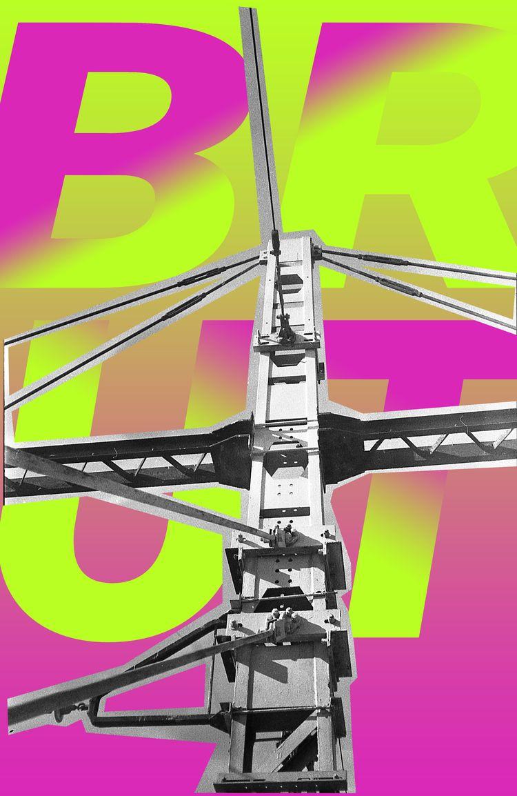 acid, graphicdesign, design, brutalism - max1duf | ello