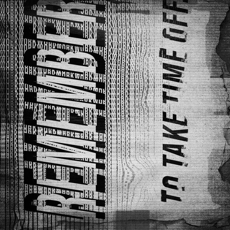 Remember Time Typography poster - thenoisetank | ello
