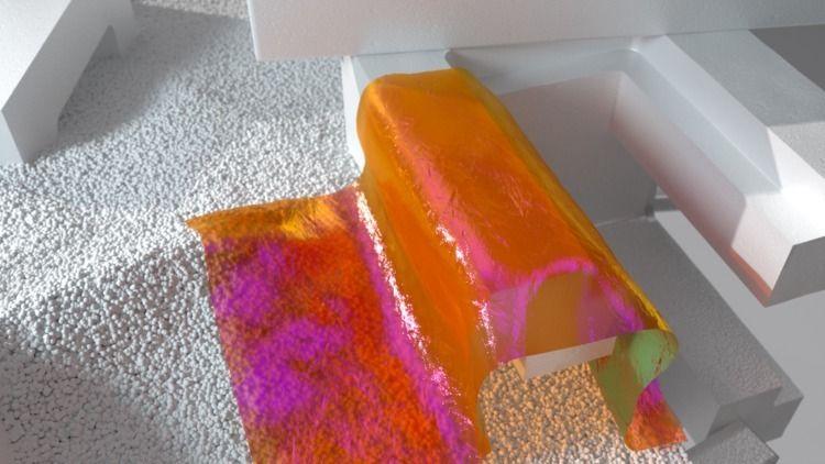 Foil_Styro - Foil, Styrofoam, White - aaaronkaufman | ello
