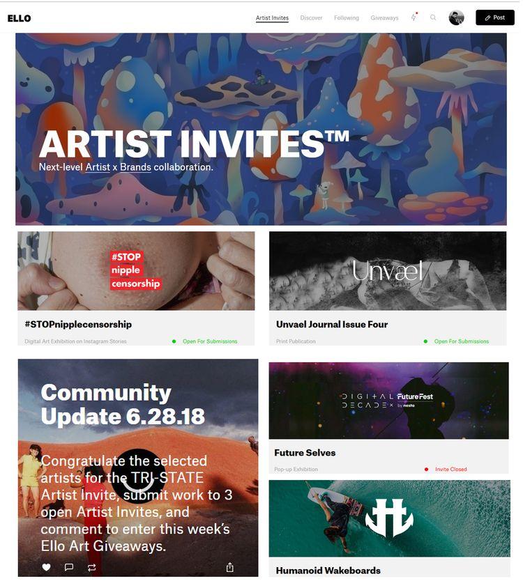 Community Update TOP 25 Artist  - sakkeerpoozhithara | ello