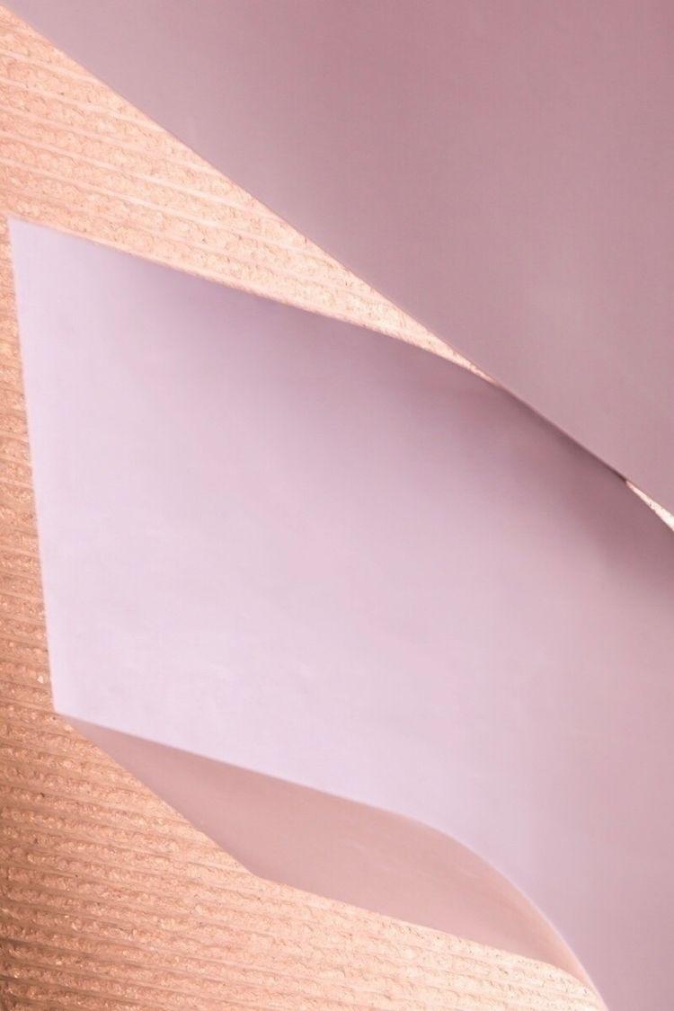 minimal, pink, abstract, contemporary - jokalinowski_   ello