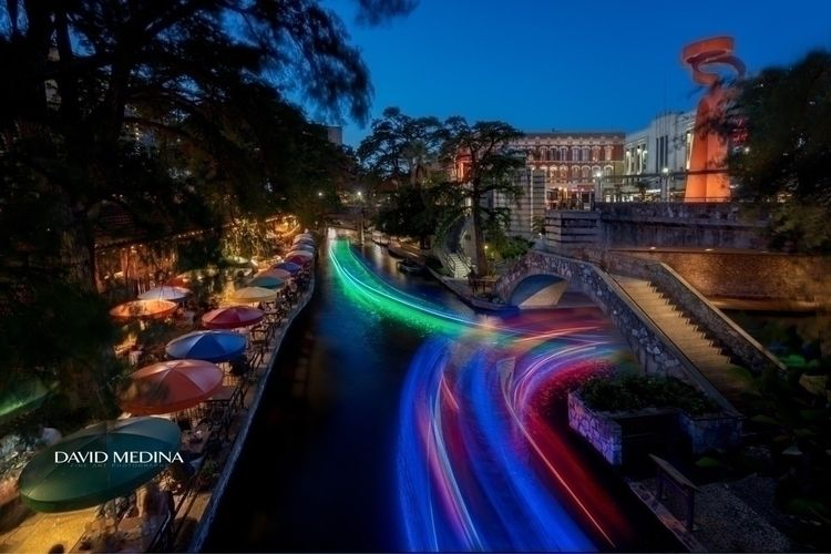 San Antonio Riverwalk - riverwalk - davidmedina | ello