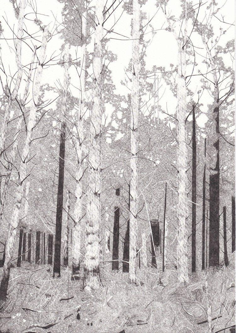 Amazing drawings Hampshire base - nettculture | ello