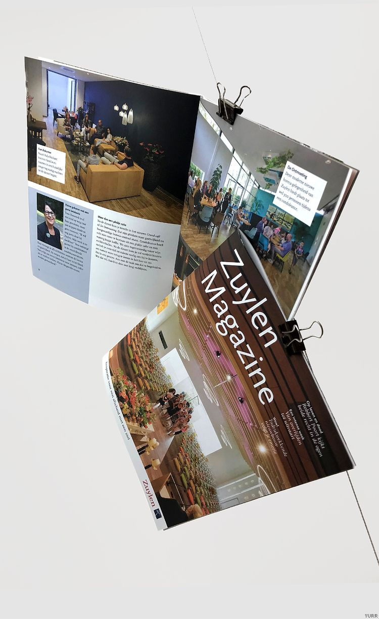 Zuylen ~ Magazine - print, longliveprint - yurrstudio | ello