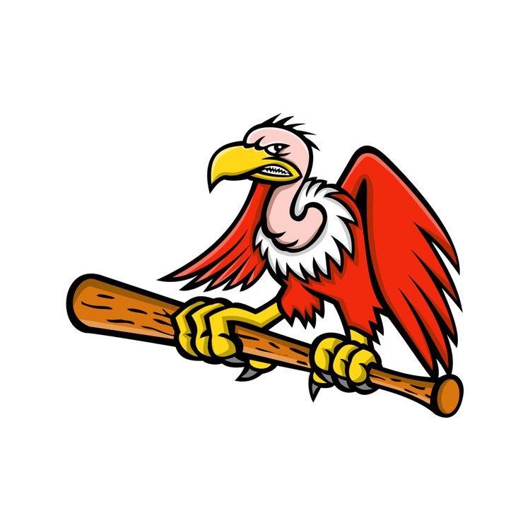 Californian Condor Baseball Mas - patrimonio | ello