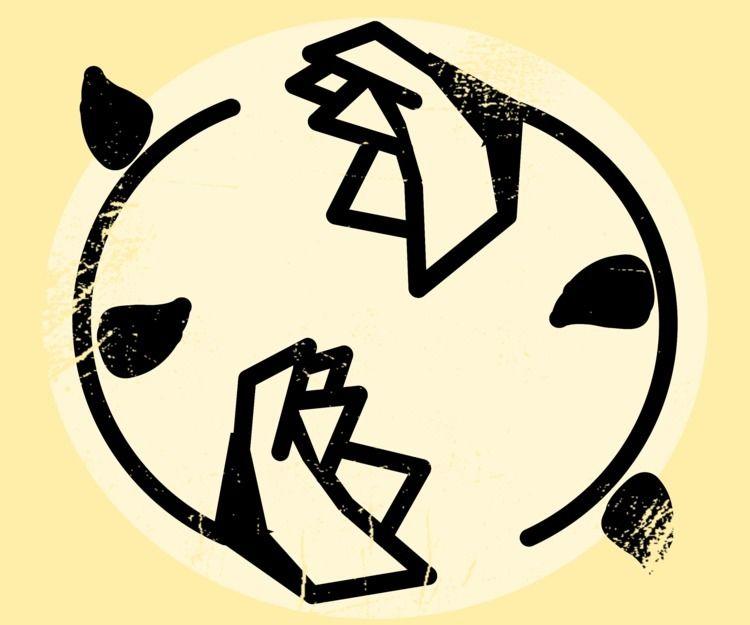Balance, design started persona - byalexalm | ello