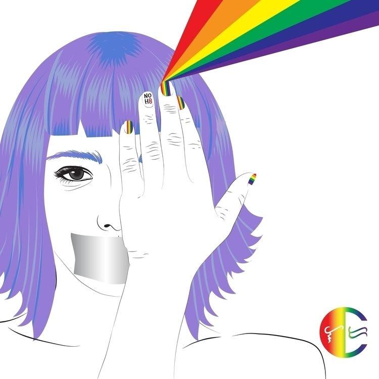 series bang - Pride, caitlinism - caitlinism | ello