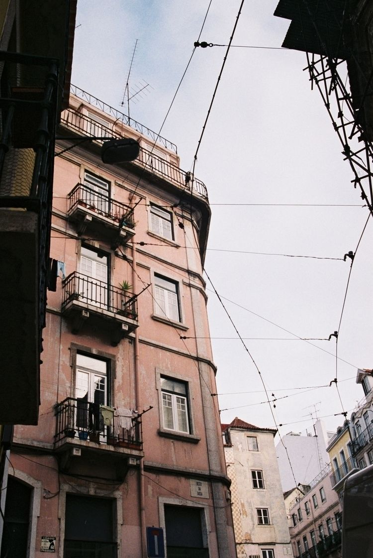 Lisbon 〜 Streets Series - filmphotography - ferreira-rocks | ello
