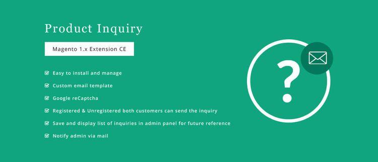 Exclusive Product Inquiry Exten - solwininfotech   ello