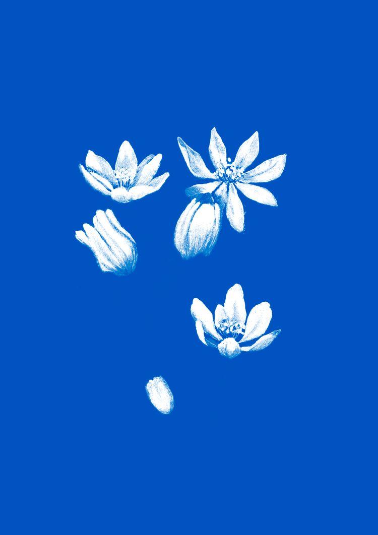 bloom Working flowery artworks  - ambriganti   ello